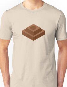 Fazackerberry Chocolate Unisex T-Shirt