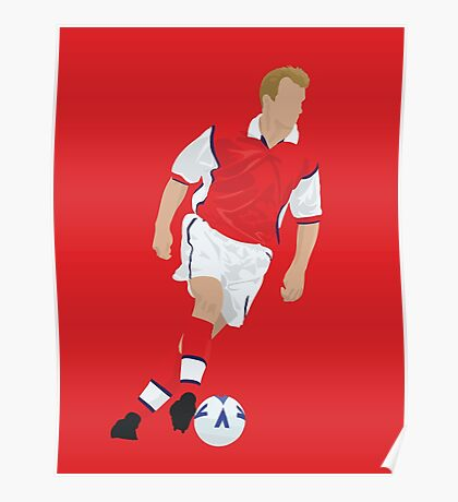 Dennis Bergkamp Poster