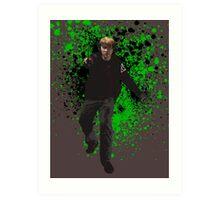 Ron Weasley - Deathly Hallows Art Print