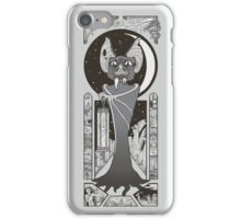 Horror Noveau iPhone Case/Skin