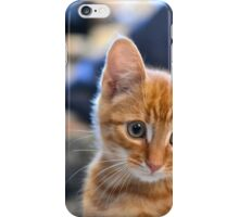 That moment you realise you've left the tap water running back at home... iPhone Case/Skin