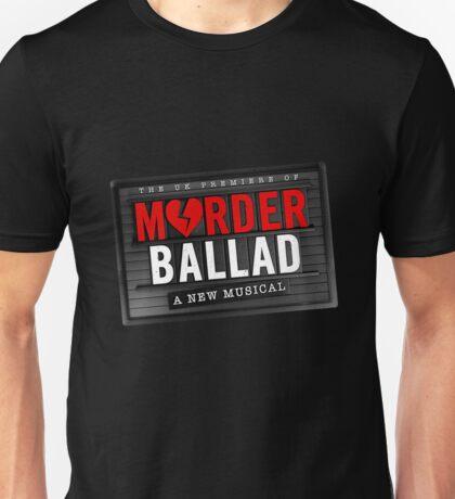 Murder Ballad Unisex T-Shirt
