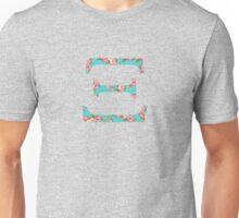 Xi Rose Letter Unisex T-Shirt