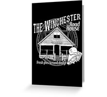 The Winchester Road House Greeting Card