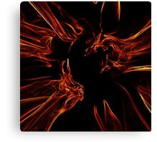 Solar Ghosts 2 - Alternate version Canvas Print