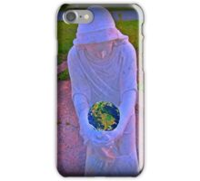 Weeping For The World iPhone Case/Skin