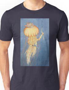 The Jellyfish Stinger Gunslinger Unisex T-Shirt