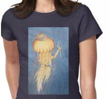 The Jellyfish Stinger Gunslinger Womens Fitted T-Shirt