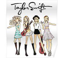 Tour Evolution Poster