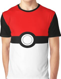 Poké ball GO! Graphic T-Shirt