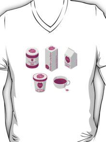 Fazackerberry Foods Combo T-Shirt