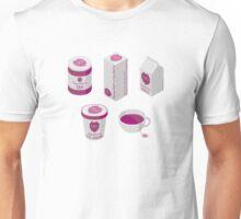 Fazackerberry Foods Combo Unisex T-Shirt
