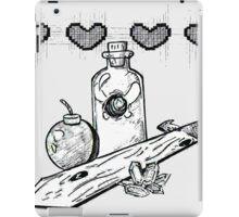 Legend of Zelda Equpiment iPad Case/Skin