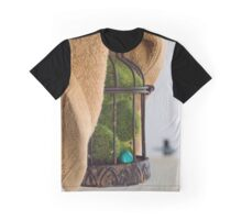 Nature is locked away Graphic T-Shirt