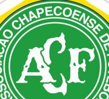 tribute to chapecoense football team brazil Sticker