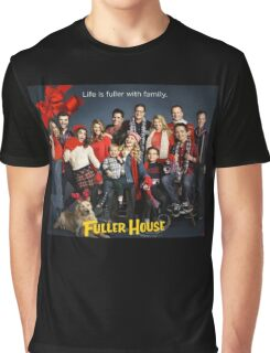 Fuller House Season 2 netflix Graphic T-Shirt