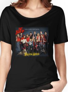 Fuller House Season 2 netflix Women's Relaxed Fit T-Shirt