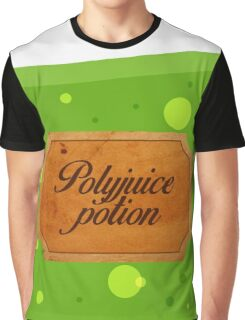 Polyjuice Potion - Harry Potter Graphic T-Shirt