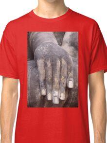 Hand of buddha Classic T-Shirt