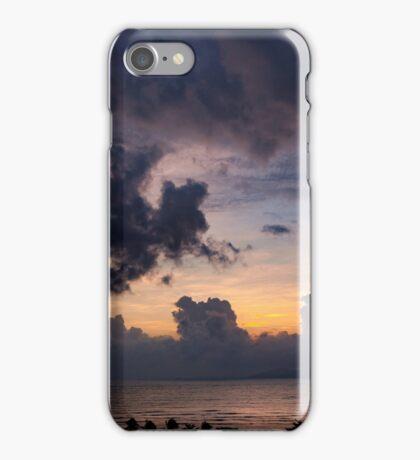 Morning Sky In Vietnam iPhone Case/Skin