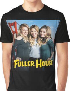 Fuller House Season 2 netflix Graphic T-Shirt