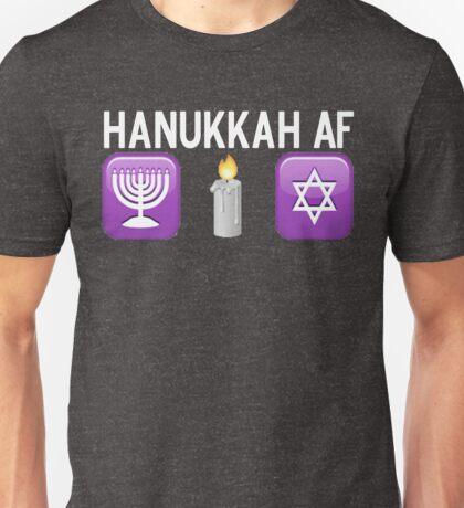 Hanukkah AF Unisex T-Shirt