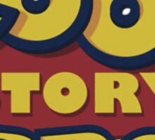 Cool story Bro toy Story Sticker