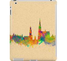 Skyline of Antwerp in Belgium iPad Case/Skin