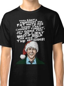 Griswold alternative Christmas card Classic T-Shirt