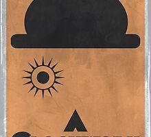 A Clockwork Orange Poster by Webasaurus