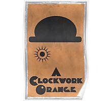 A Clockwork Orange Poster Poster