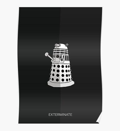 The Dalek Poster