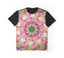 Kaleidoscope | Spring Flowers 1  Graphic T-Shirt