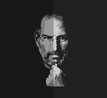 Steve Jobs by expressivemedia