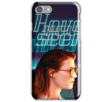 Black Mirror - San Junipero - Have you seen Kelly? iPhone Case/Skin