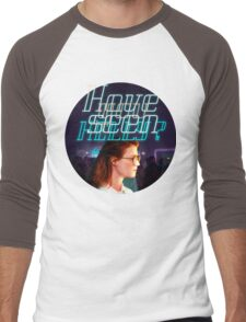 Black Mirror - San Junipero - Have you seen Kelly? Men's Baseball ¾ T-Shirt