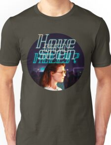 Black Mirror - San Junipero - Have you seen Kelly? Unisex T-Shirt