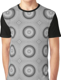 Stare Directly In - Original Abstract Design Graphic T-Shirt