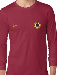 AS Roma Old Logo Long Sleeve T-Shirt