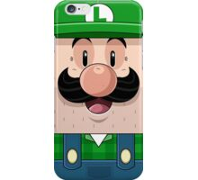 Green Brother  iPhone Case/Skin