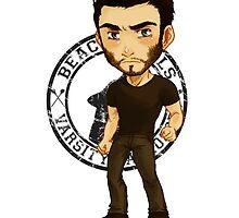 Derek is the alpha. by Quezsam