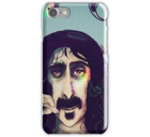 Frank Zappa iPhone Case/Skin