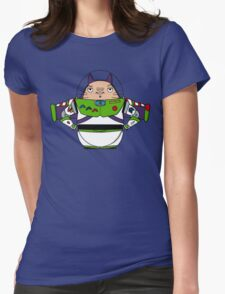 TotoBuzz Lightyear Womens Fitted T-Shirt