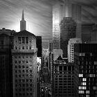 Financial District View, San Francisco by Richard Mason