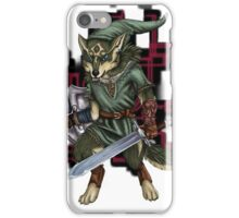 Link Wolf iPhone Case/Skin