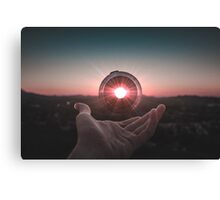 All the Power Canvas Print