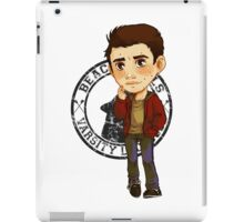 What the hell is a stiles? iPad Case/Skin