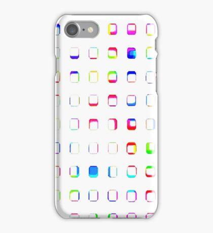 Squares1.1 iPhone Case/Skin