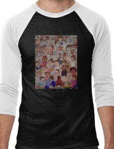 Babies,  Men's Baseball ¾ T-Shirt