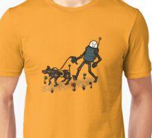 Robot Walk Unisex T-Shirt
